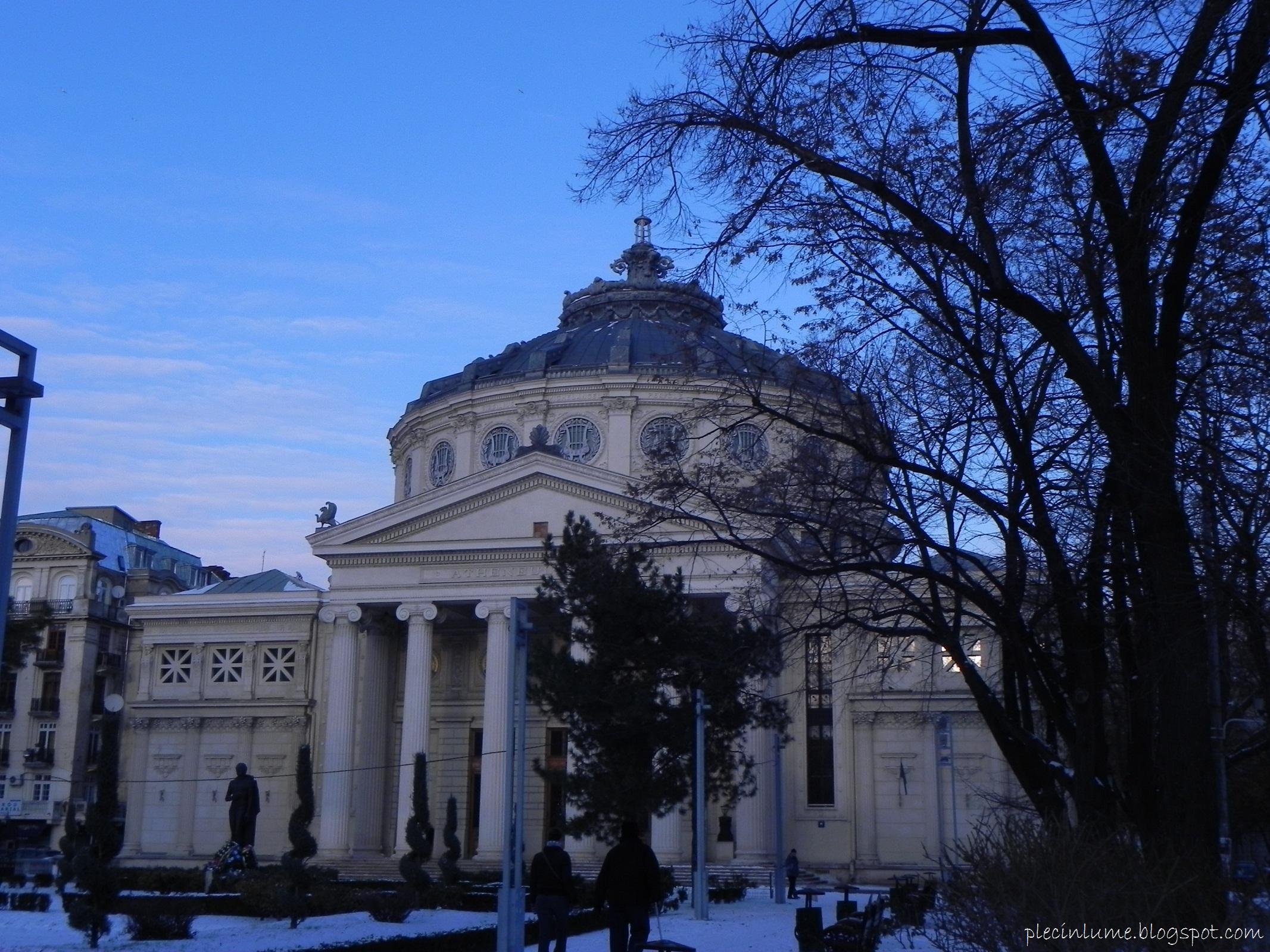Obiective turistice din Bucuresti