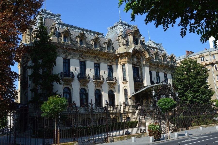Muzee Bucuresti : George Enescu