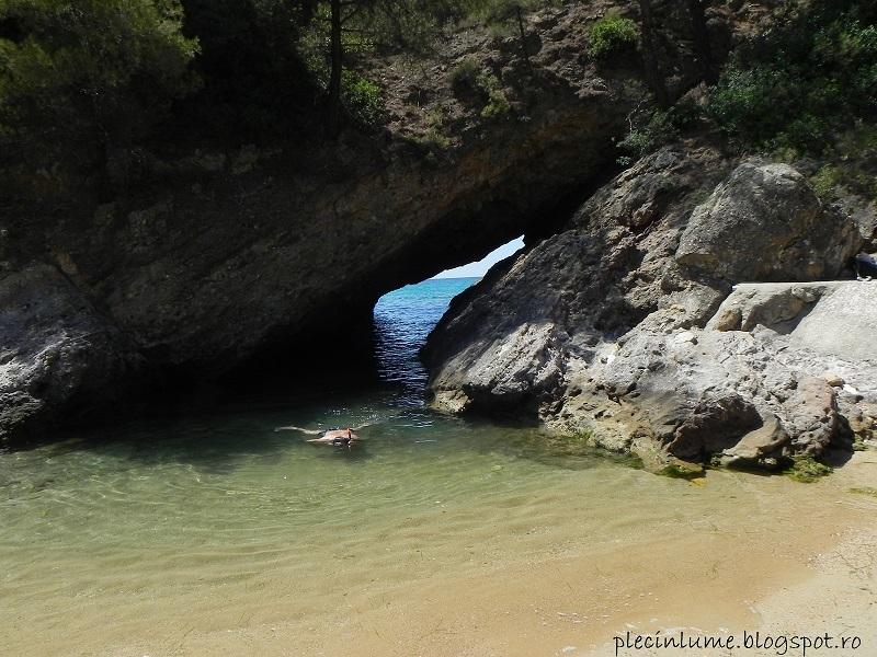 cele mai bune plaje din Thassos