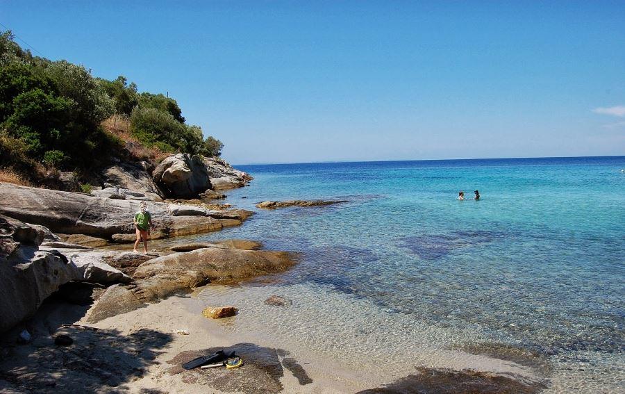 Plaja Spathies