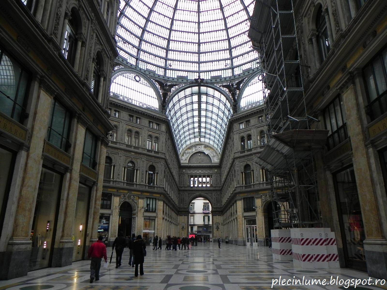 de vizitat in Napoli