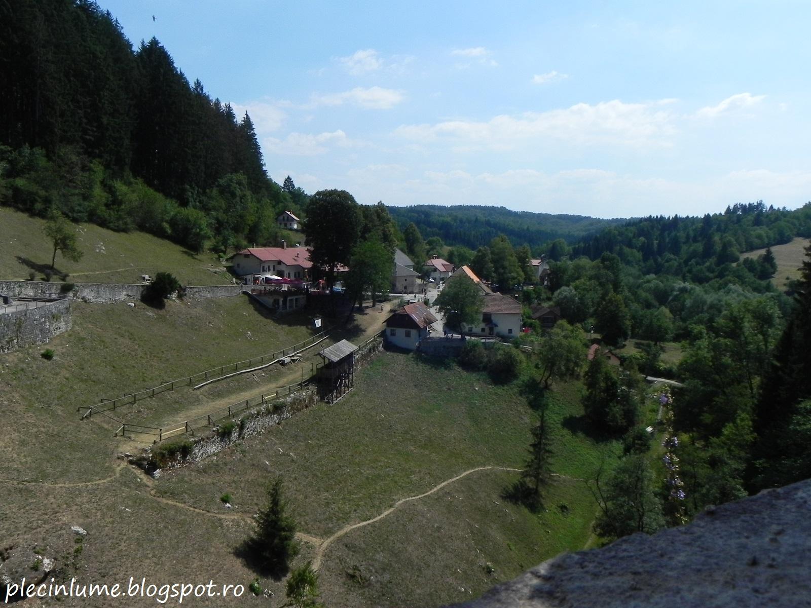 peisaj din Slovenia