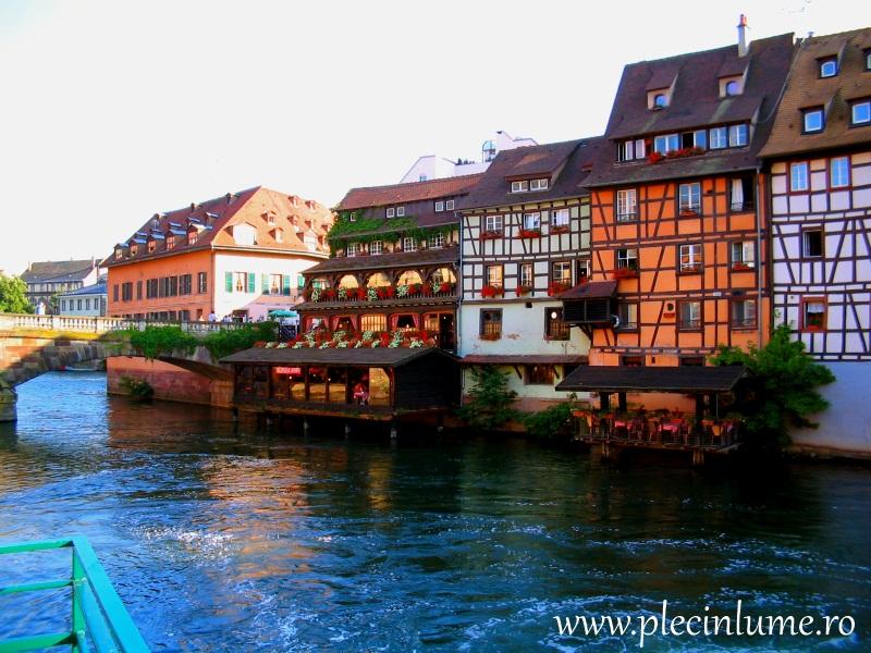 O zi in Strasbourg