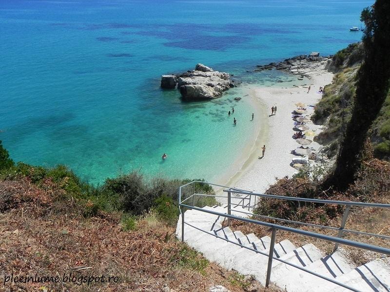 Plajele din Zakynthos