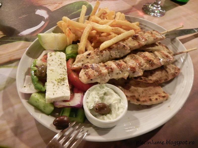 Jurnal culinar grecesc din Zakynthos