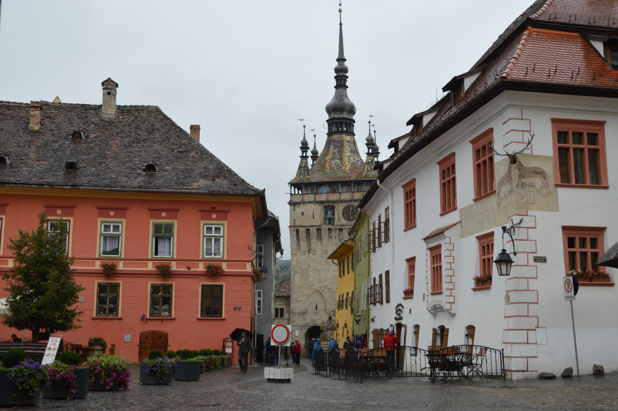 Sighisoara - printre destinatii de Paste in Romania