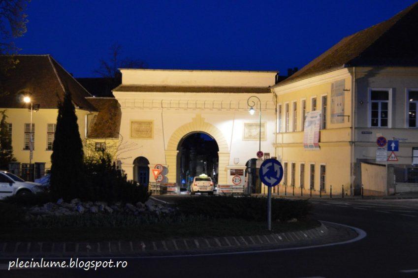 Poarta Schei din Brasov