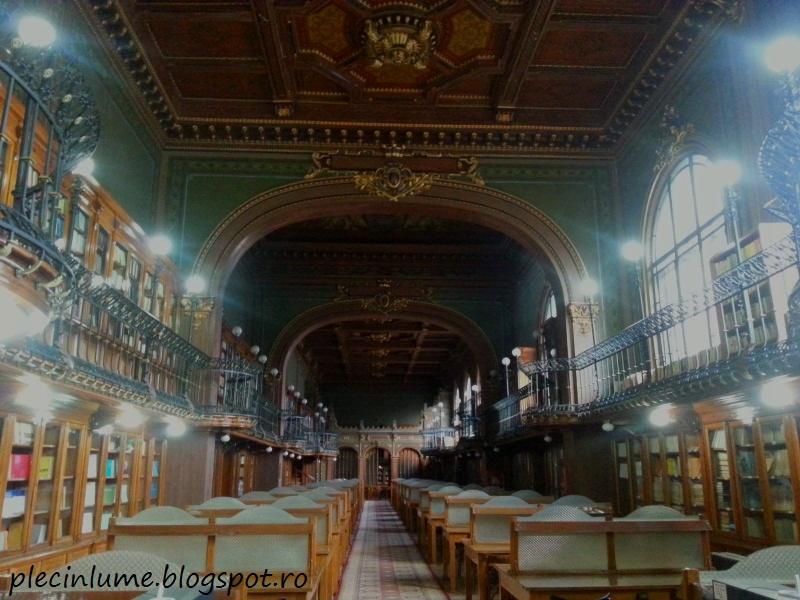 """Biblioteca """"Gheorghe Asachi"""" din Iasi"""
