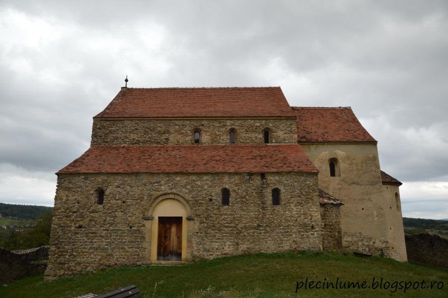 Biserica fortificata de la Cisnadioara
