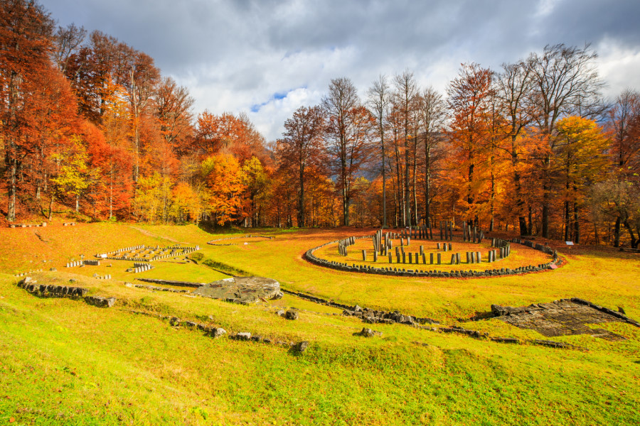 Locuri de vizitat in Romania toamna