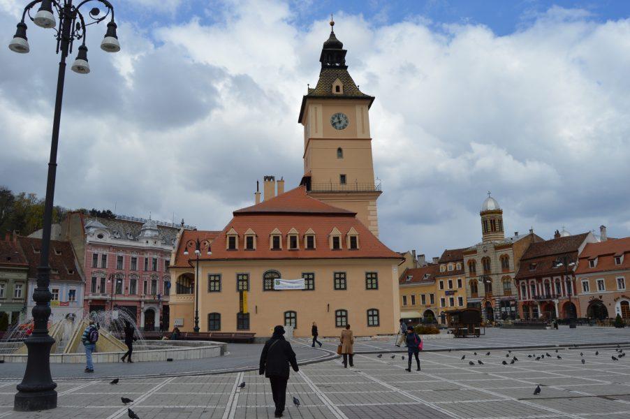 Tur in Brasov