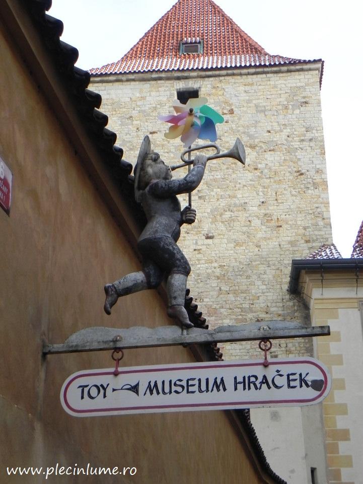 Muzeul jucariilor din Praga