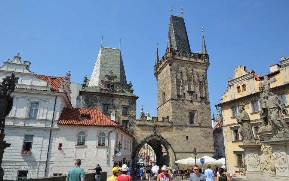 Pod in Praga