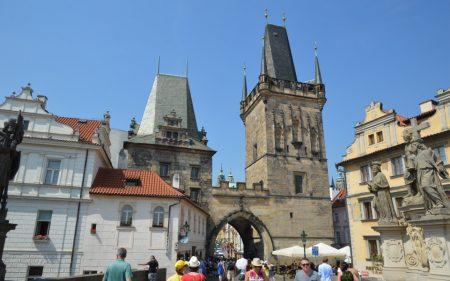 Cartierul Mala Strana din Praga