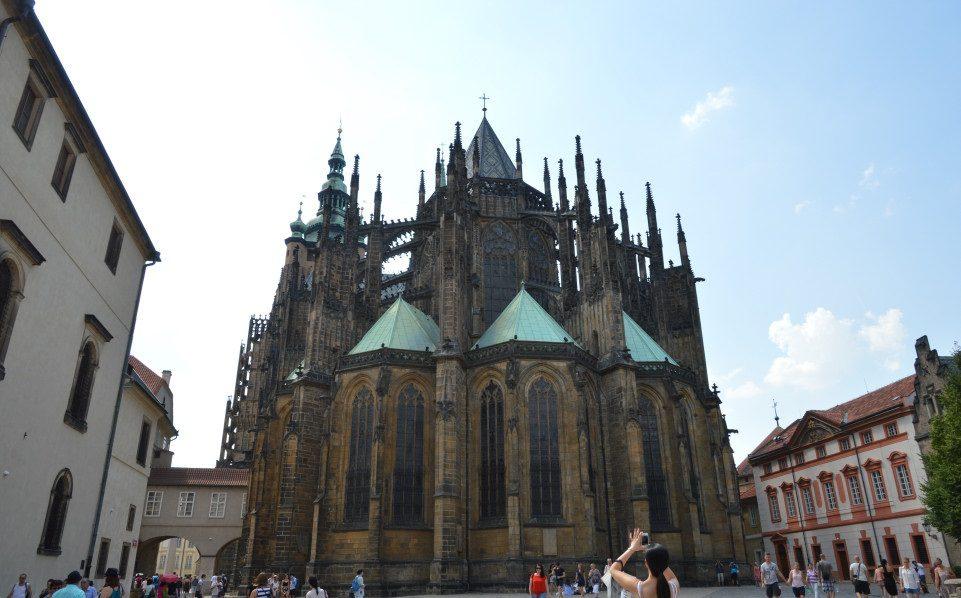 Catedrala St Vitus din Praga