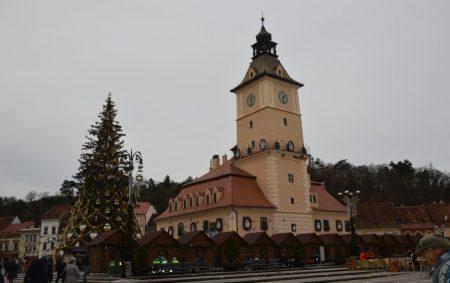 Targul de Craciun din Brasov