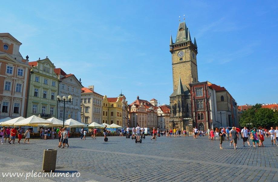 Centrul vechi din Praga