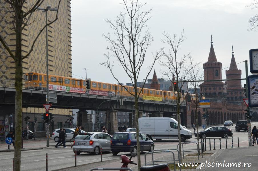 Transportul in Berlin S-bahn