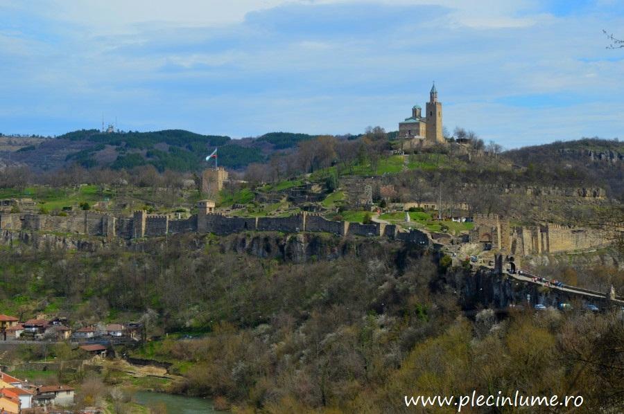 Cetatea din Veliko Tarnovo