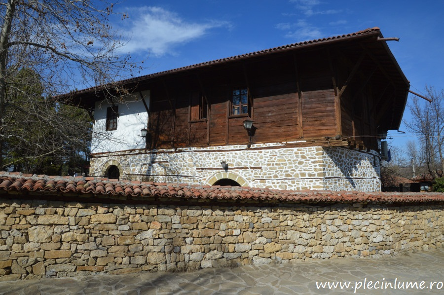 casa din Arbanasi Bulgaria
