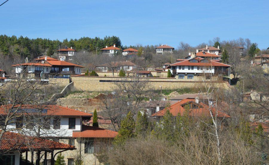 Satul Arbanasi Bulgaria