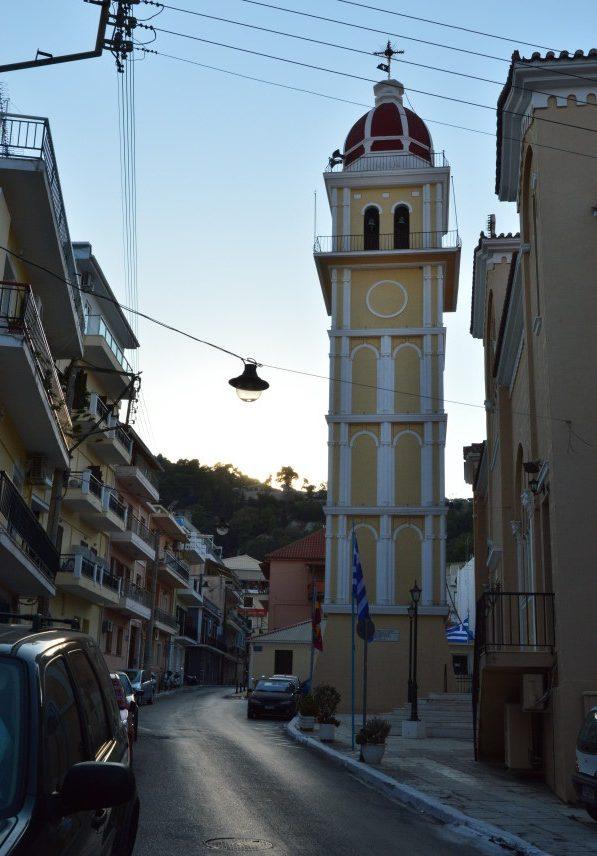 Locuri de vizitat in Zakynthos: orasul Zante