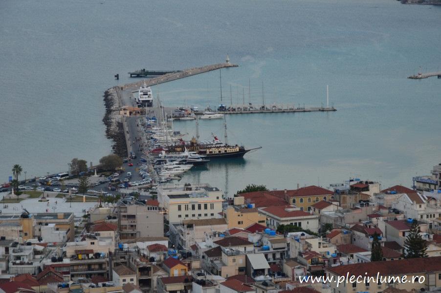 Orasul Zante din Zakynthos