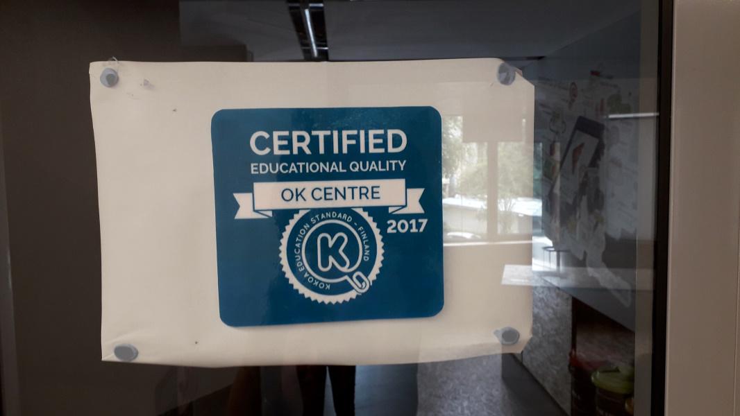 OK Center Centru de business