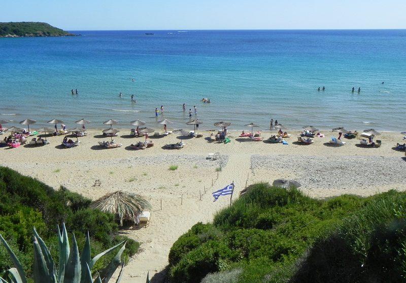 Plaja Geraka din Zakynthos