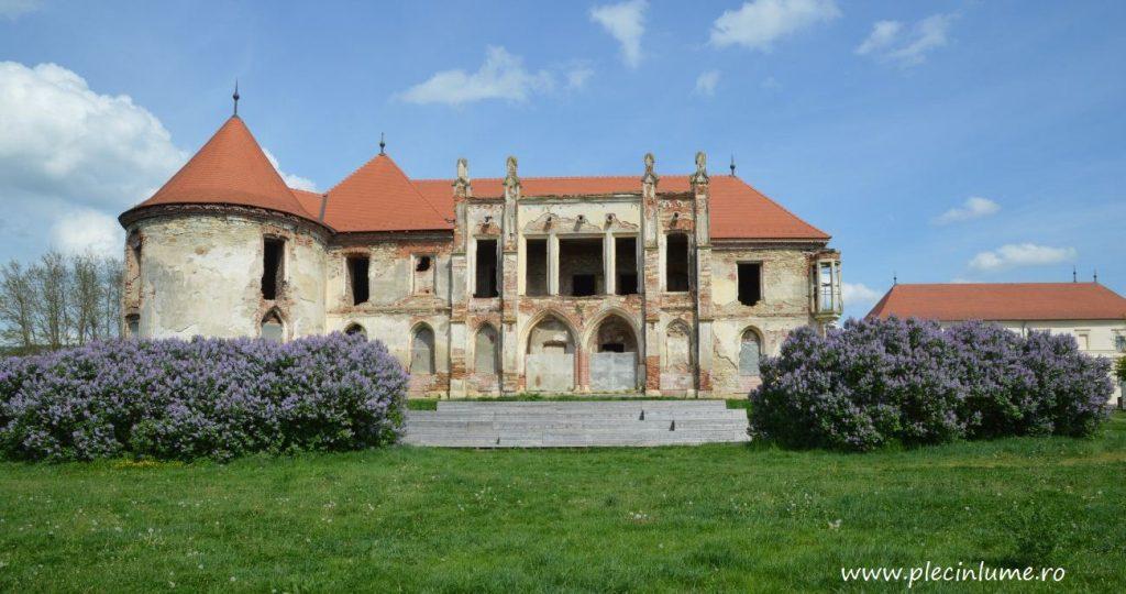 Castelul de la Bontida, judetul Cluj