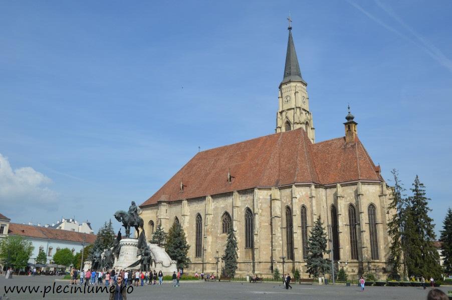 Catedrala Sf Mihail din Cluj Napoca