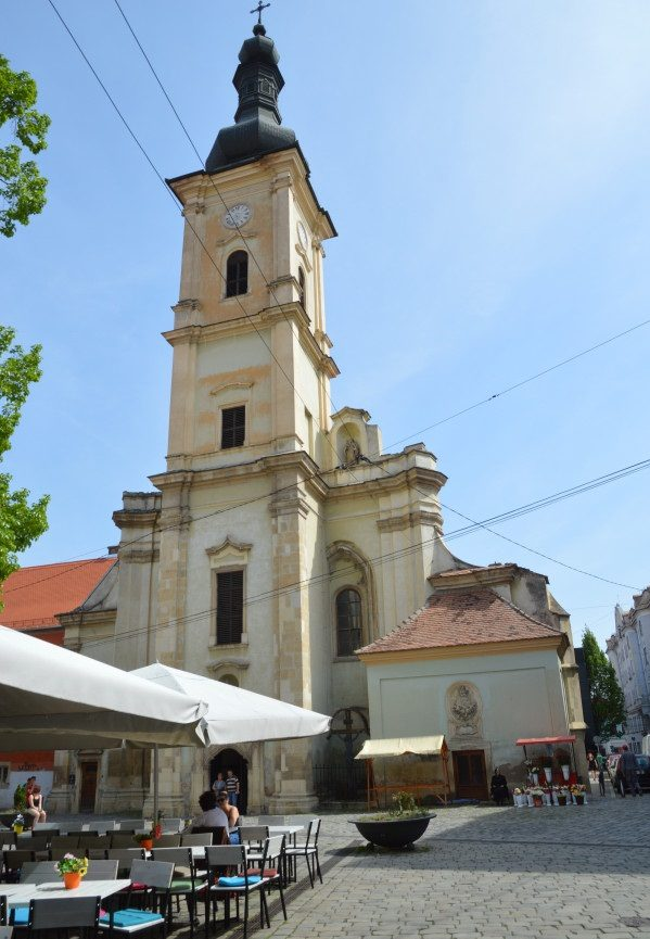 Biserica Franciscana din Cluj