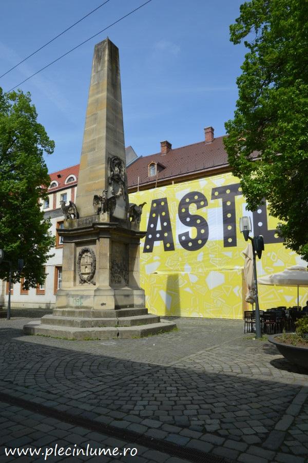 Obeliscul din Cluj