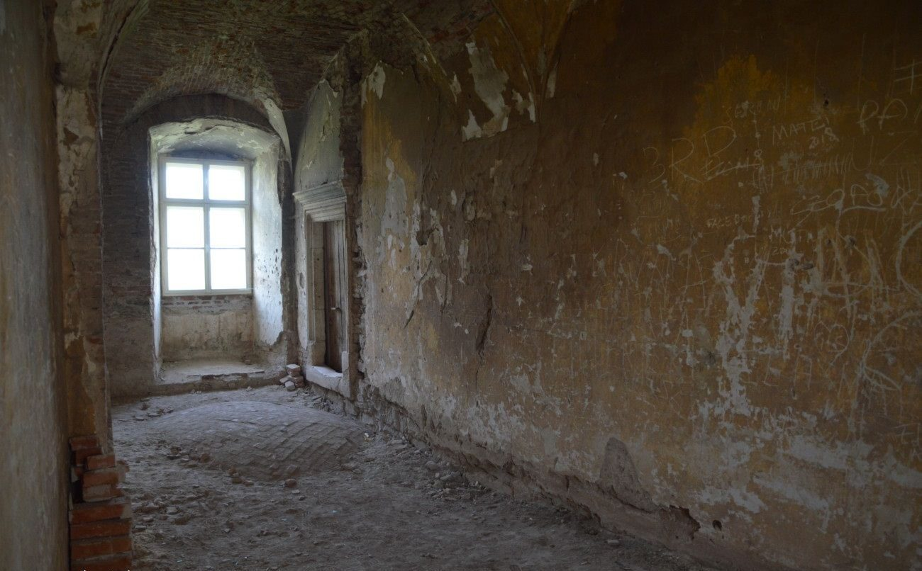 Castelul Banffy bantuit