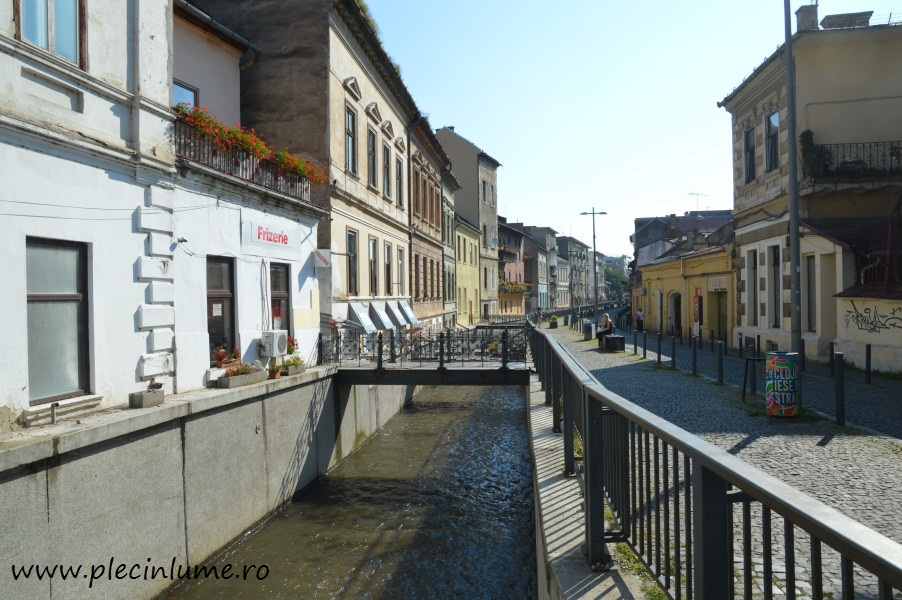 canalul Morii din Cluj
