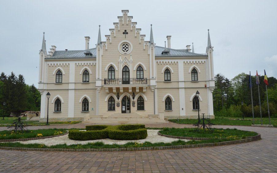 palatul ruginoasa