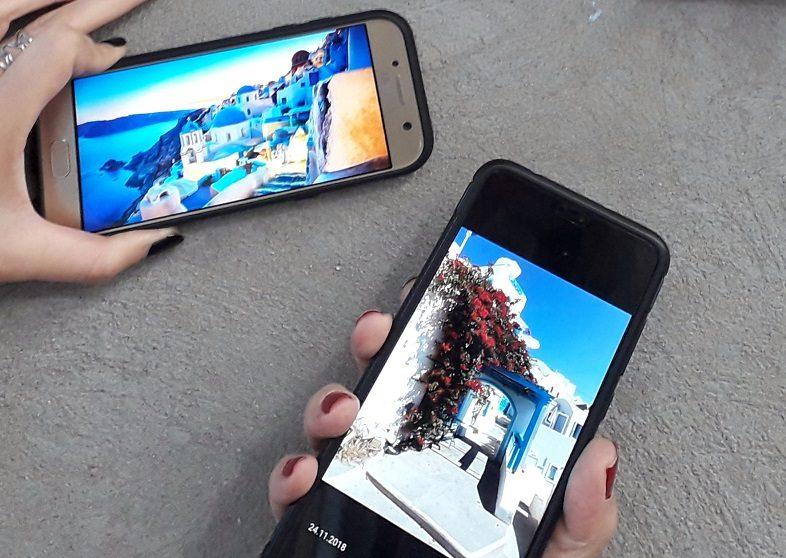 cum sa faci poze bune in vacanta cu telefonul