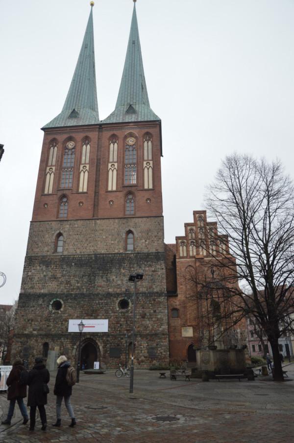 Biserica Nikolai din Berlin