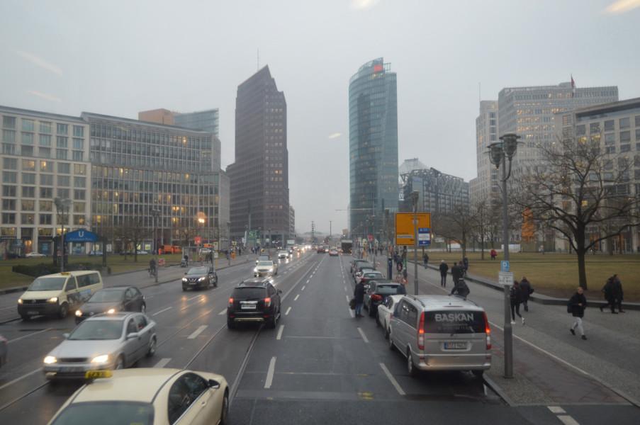 Postdamerplatz din Berlin