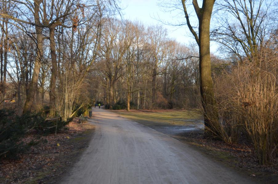 Parcul Tiergarten din Berlin