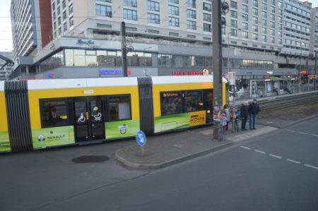 Transportul public in Berlin