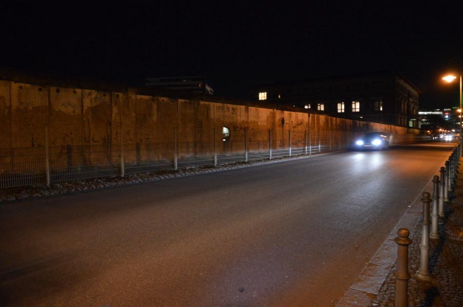 Cand a cazut Zidul Berlinului?
