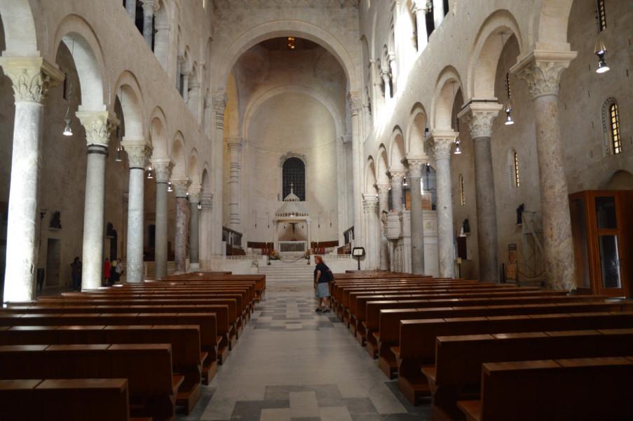 Atractii turistice in Bari