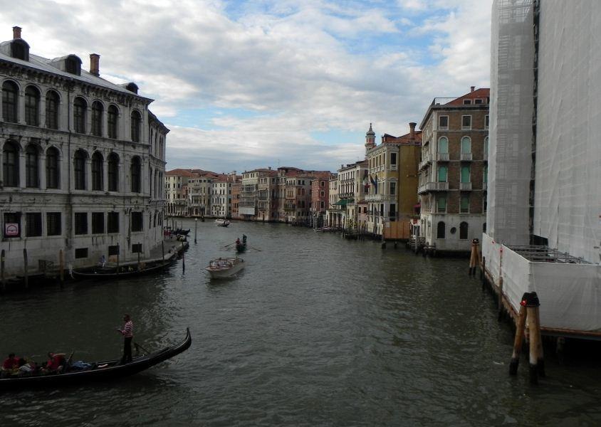 Canal Grande Venetia