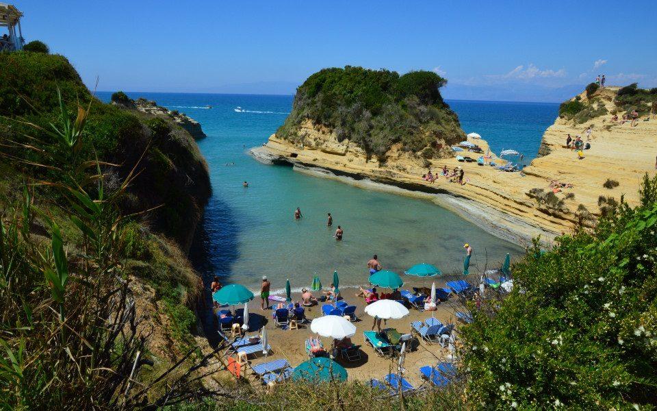 Vacanta in Corfu
