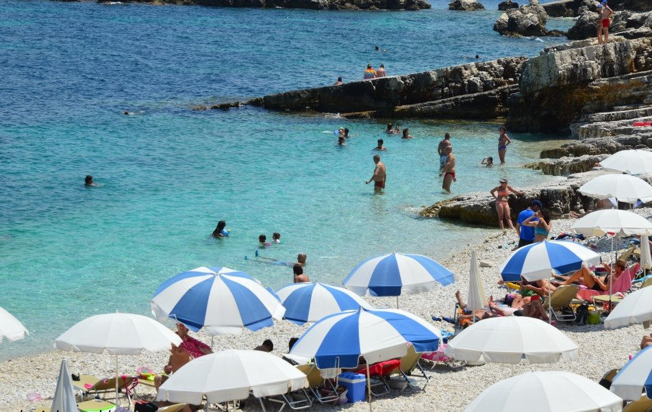 Best beaches in Corfu