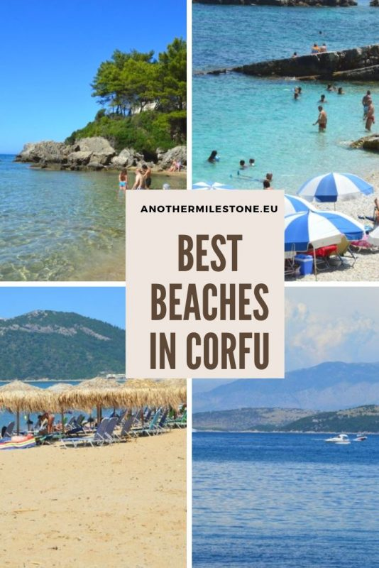 Best beaches in Corfu