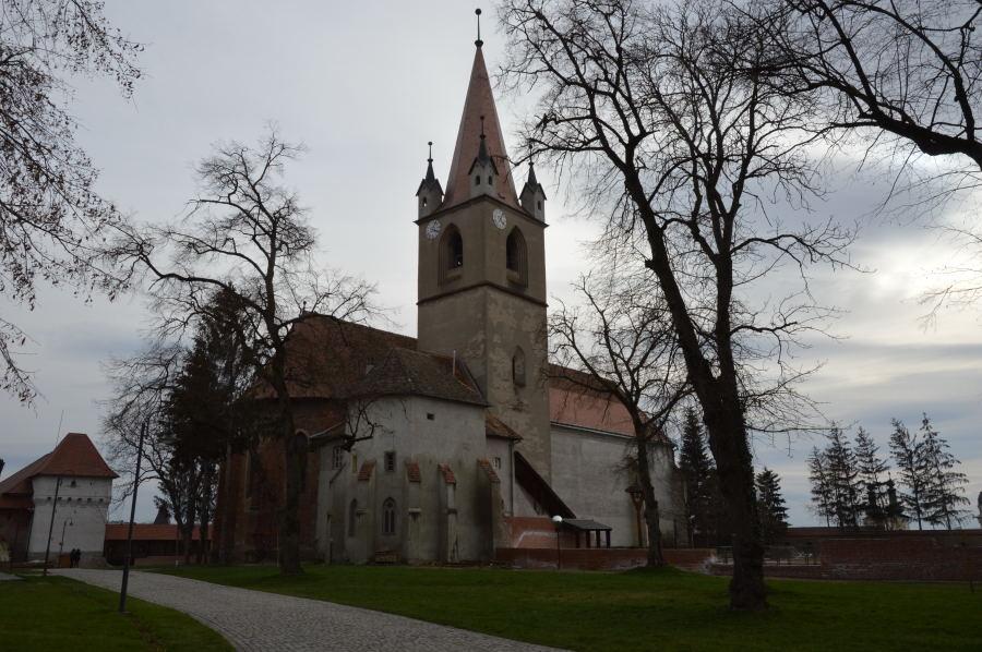 Biserica reformata Targu Mures