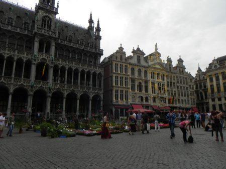 Obiective turistice in Bruxelles