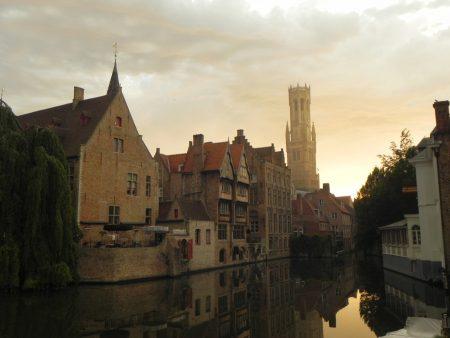 Vizita in Bruges